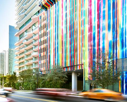 SLS brickell豪华酒店 迈阿密金融区新地标