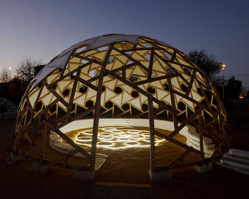 西班牙双穹顶 带你一览建筑奇迹