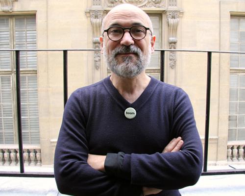 艺术家didier faustino巴黎专访