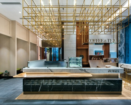 香港将军澳 嘉悦-住客会所, 大都市的生活风格