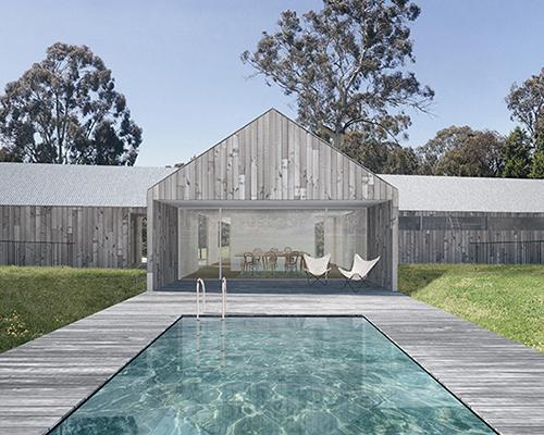 澳大利亚墨尔本的两棚住宅,让你的生活更惬意