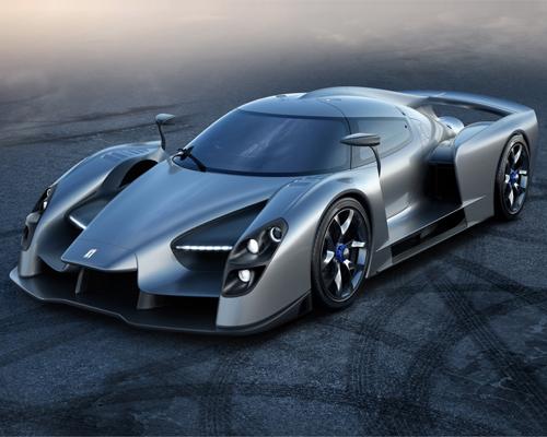 SCG将在2017年日内瓦车展上正式发布SCG003S