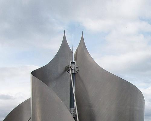 IceWind公司推出优雅的风力涡轮机