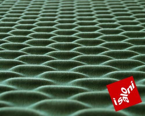 3D编织面料展米兰设计周惊艳亮相