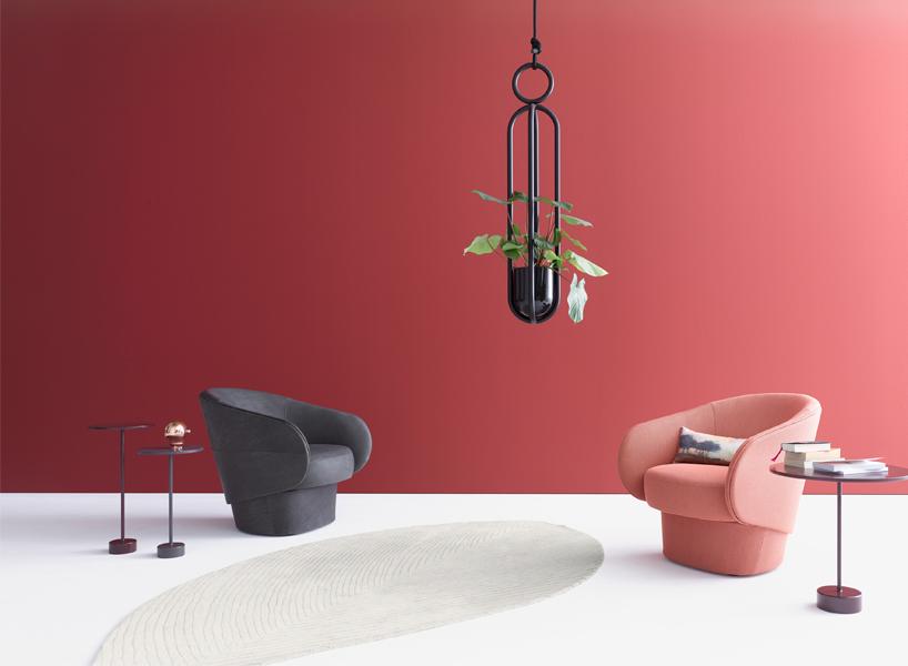新品 Roc亮相科隆展_扶手椅的现代版诠释