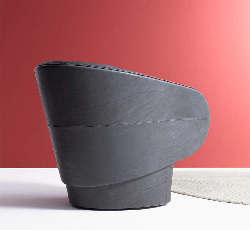 新品|Roc亮相科隆展_扶手椅的现代版诠释