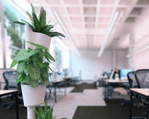 智能自动浇水盆栽 种植也能如此轻松