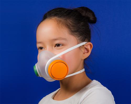 Woobi Play 儿童清吸口罩以一种俏皮的方式与孩子们相遇
