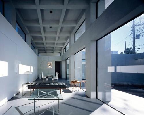 "Apollo archiitects:另类的""蜘蛛网""天花板"