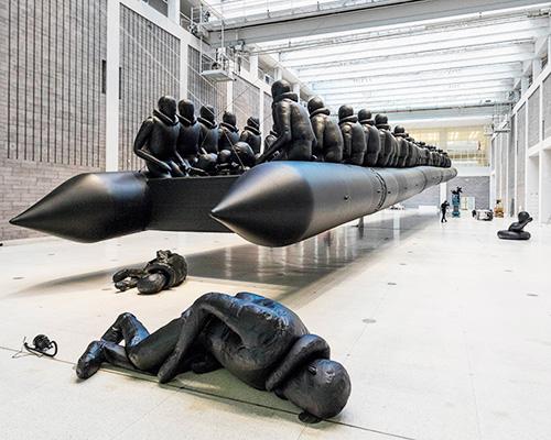 艾未未在布拉格国立美术馆举办个展