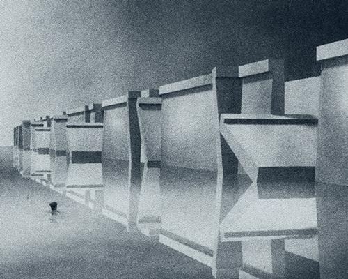RAAAF和atelier de lyon的荷兰三角洲纪念碑项目