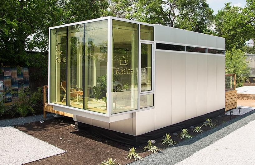 可移动单元住宅,颠覆你的住宅观