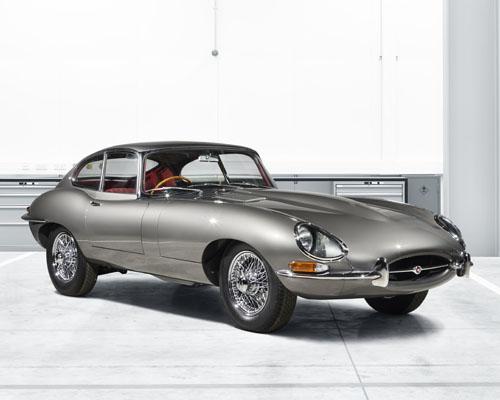捷豹完成翻新1960年代经典跑车项目E-type Reborn
