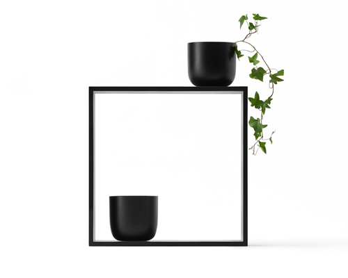 nendo为flos作品打造微型室内空间