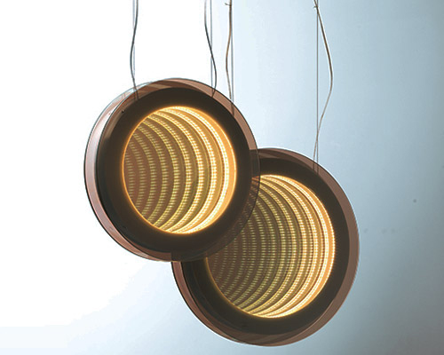 filippo mambretti新款灯饰INFINITA 折射打造诗意空间
