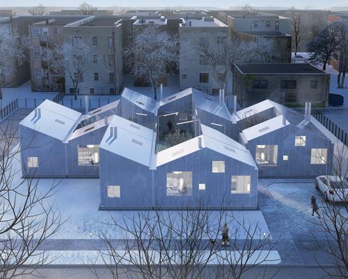 """大不同的""""小小屋""""重新定义芝加哥住宅"""