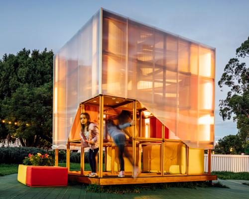 用可移动方块 打造儿童的梦想乐园