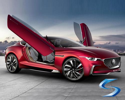 MG电动超跑概念车将于2020年投入生产