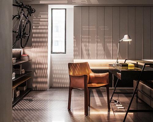 源自香氛艺术的室内设计 探寻生活味道