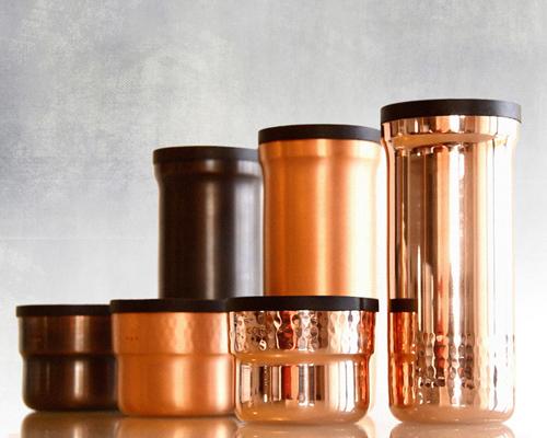 纯铜水杯COHO 让日常饮水更健康