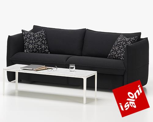 barber & osgerby为VITRA量身打造小巧型沙发系列