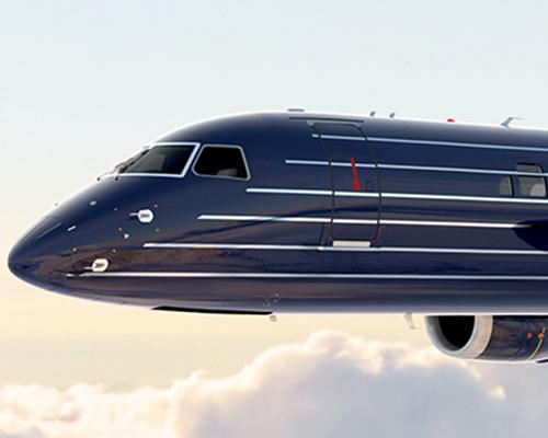 Embraer公司推出奢华私人飞机manhattan