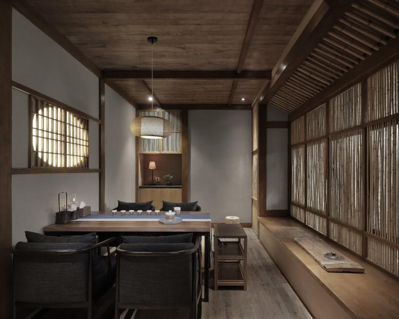 """南京""""竹里館""""餐廳_設計邦-全球最早和最受歡迎的集"""