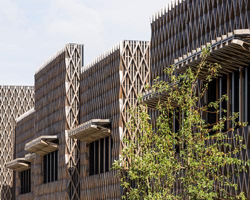 位于生态社区montévrain 的校园综合体l
