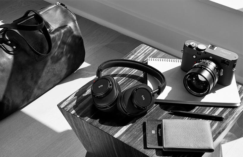 """徕卡与Master&Dynamic共同打造""""0.95""""高端耳机"""