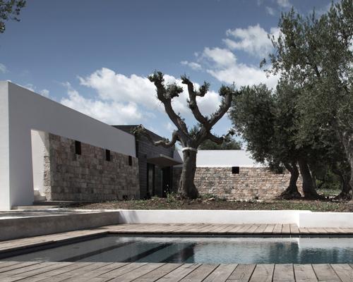 意大利农家庭院,融合历史与现代