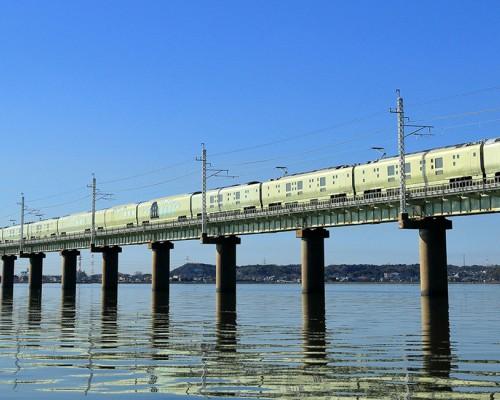 """日本请法拉利设计师开启奢华""""四季岛""""铁道之旅"""
