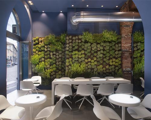 humanscale全新咖啡厅 身心放松绝佳处