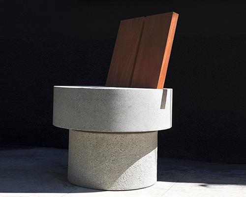 andrea tognon新款家具椅 设计大胆而抽象