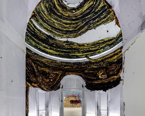 bradford代表美国参加威尼斯艺术双年展