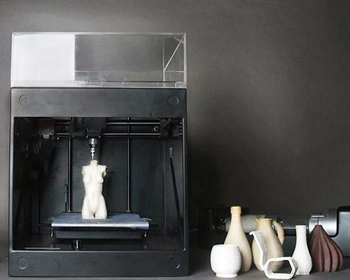 Clay XYZ公司推出高精度粘土数字3D打印机