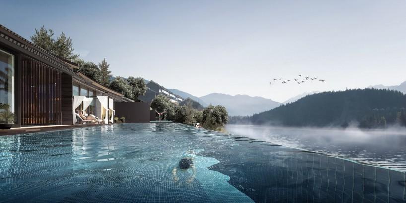 中国珠海横琴天湖酒店项目, by Aedas_02