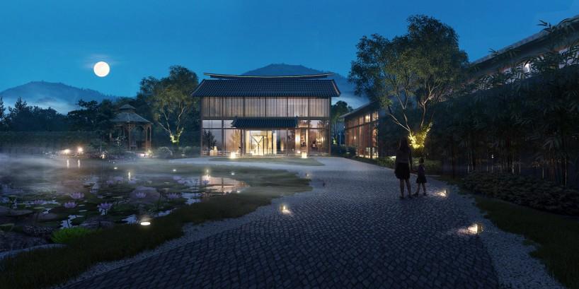 中国珠海横琴天湖酒店项目, by Aedas_06