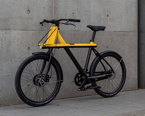 荷兰制造商VANMOOF为东京街头量身定制Electrified X