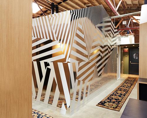 Bestor Architecture建筑事务所将LA非营利音乐教育中心转变为音乐村