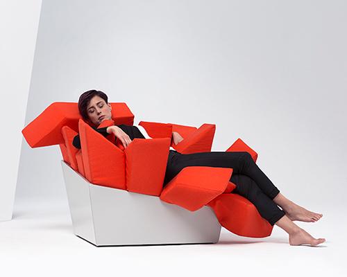 BEST BEFORE 2065 推出全新沙发MANET 可满足您所有需求