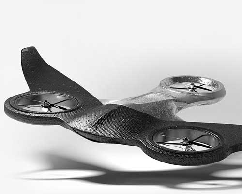 鹰眼无人机 野外救援新神器