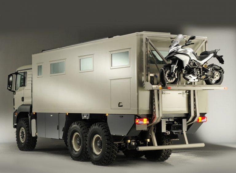 奥地利action mobil发布房车xrs 7200_设计邦-全球和