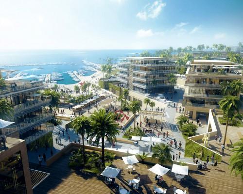10 DESIGN 埃及地中海总体规划方案首度亮相