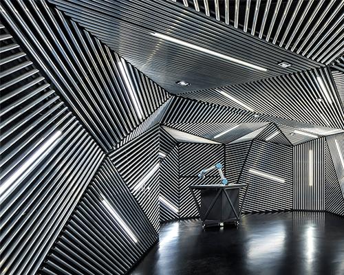 新加坡ministry of design机器人体验空间