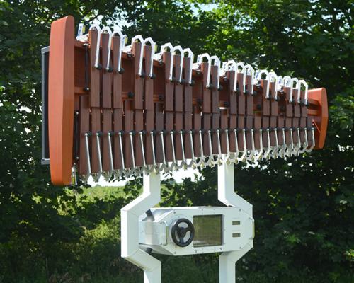 巨型木琴ore-some悠扬音乐百转千回