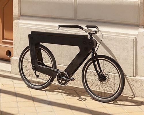 双人木架自行车REVO 骑行社交两不误