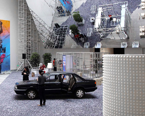 COLLECTIVE事务所创造全新的博物馆体验