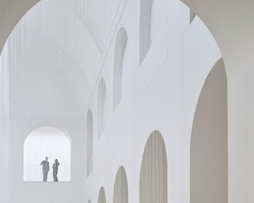 法国南特美术博物馆经过六年的改造后重新开放