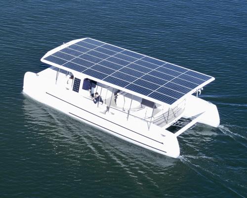Soel Yachts 公司推出海上特斯拉SoelCat 12
