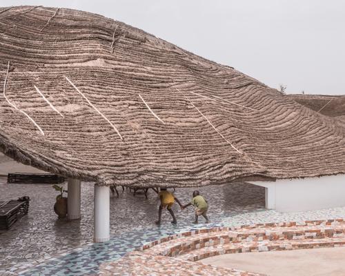 塞内加尔有一个艺术家之家